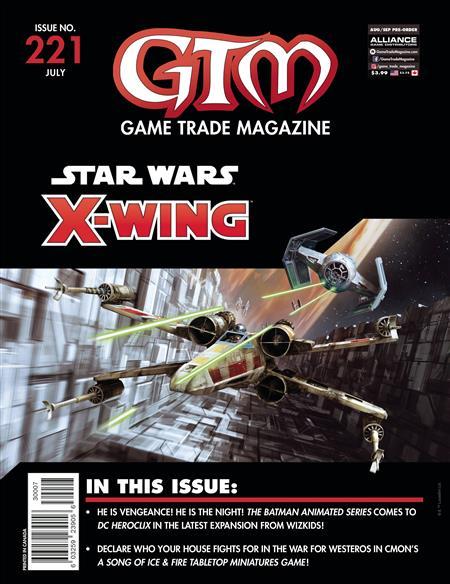 6a52b7e7 Game Trade Magazine Extras #223 (Net) - Discount Comic Book Service