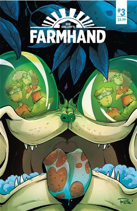 FARMHAND #3 (MR)