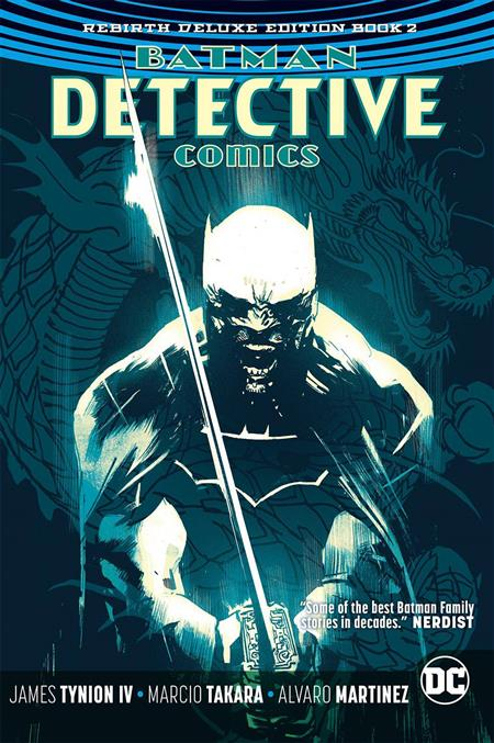BATMAN DETECTIVE REBIRTH DLX COLL HC BOOK 02