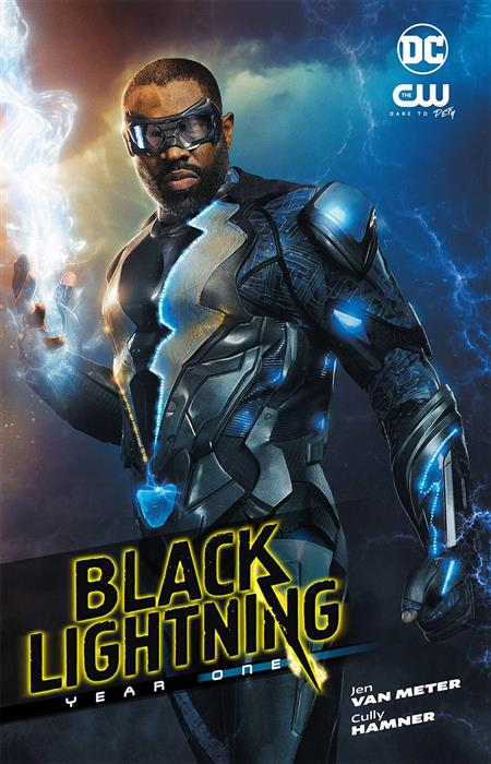 BLACK LIGHTNING YEAR ONE TP NEW ED