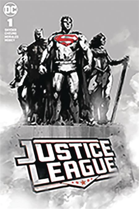 DF JUSTICE LEAGUE #1 JETPACK COMICS JOCK GRANITE EXC (C: 0-1
