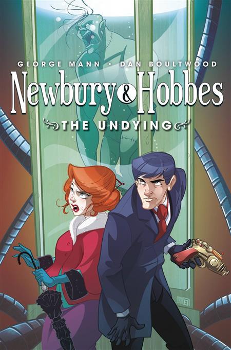 NEWBURY & HOBBES #1 CVR C FLOREAN