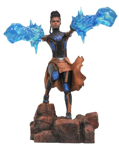 MARVEL GALLERY BLACK PANTHER MOVIE SHURI PVC FIGURE (C: 1-1-