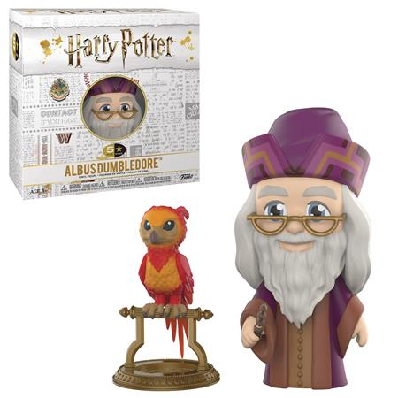 FUNKO 5 STAR HARRY POTTER DUMBLEDORE VINYL FIGURE (C: 1-1-2)