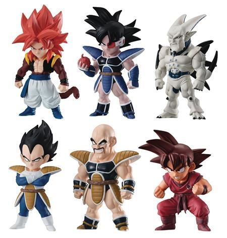 Bandai Dragon Ball Super Adverge 8 Nappa 2 Inch Figure NEW IN STOCK
