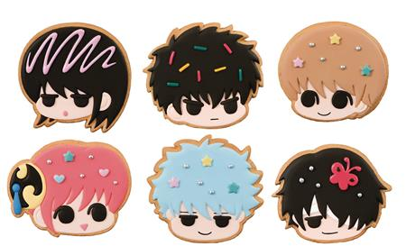 GINTAMA PATISSERIE GIN SANS COOKIE SHOP CHARM 6PC DS (C: 1-1