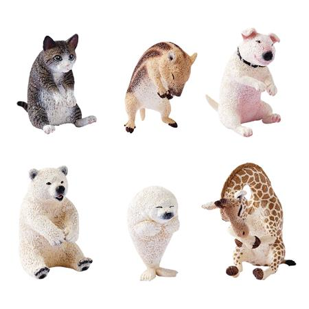 ANIMAL LIFE BABY HUG PVC FIG 8PC BMB DIS (C: 1-1-2)