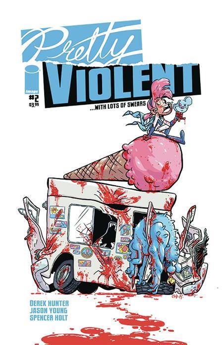 PRETTY VIOLENT #2 (MR)