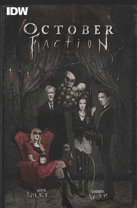 OCTOBER FACTION #1 SPECIAL EDITION (C: 1-0-0)