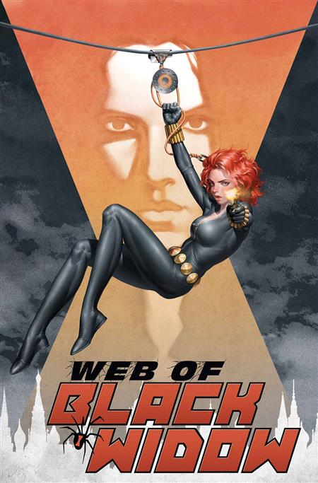 WEB OF BLACK WIDOW #1 (OF 5)