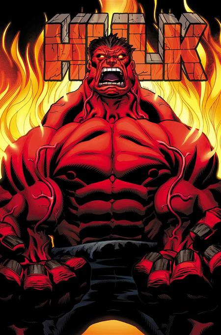 TRUE BELIEVERS HULK RED HULK #1