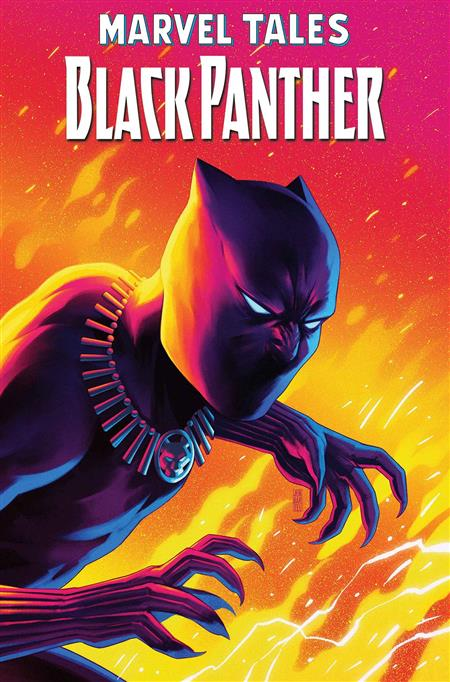 MARVEL TALES BLACK PANTHER #1