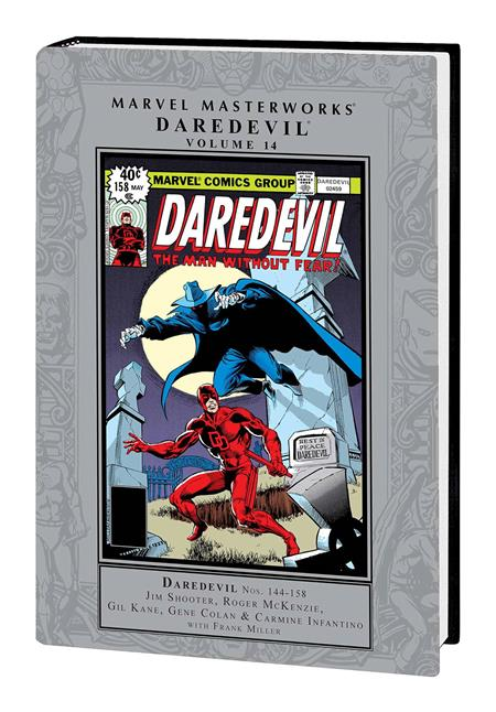 MMW DAREDEVIL HC VOL 14