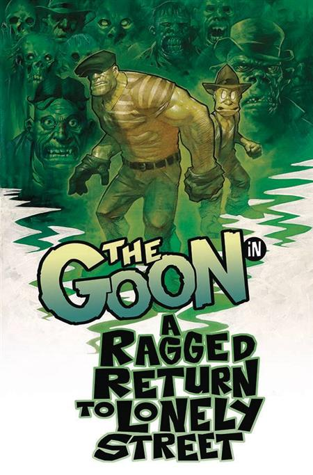 GOON TP VOL 01 RAGGED RETURN TO LONELY STREET