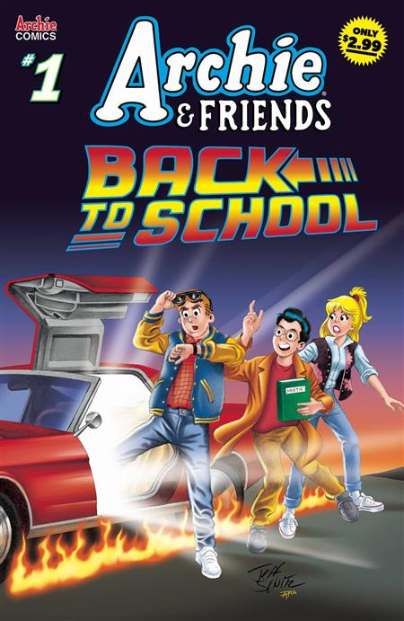 ARCHIE & FRIENDS BACK TO SCHOOL #1