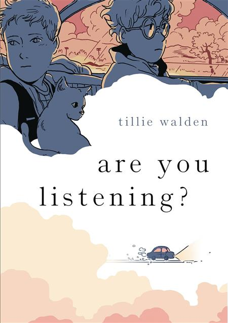 ARE YOU LISTENING HC GN (C: 1-1-0)