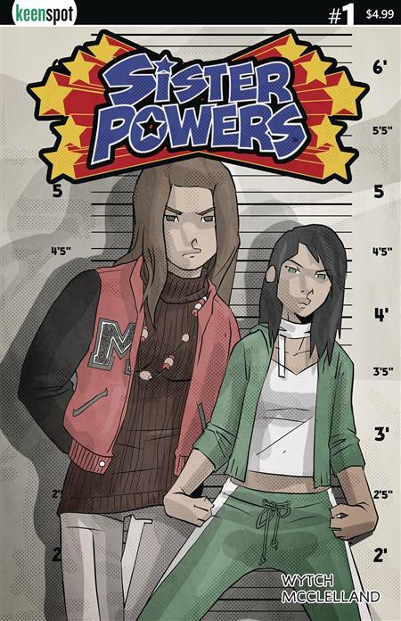 SISTER POWERS #1 CVR A