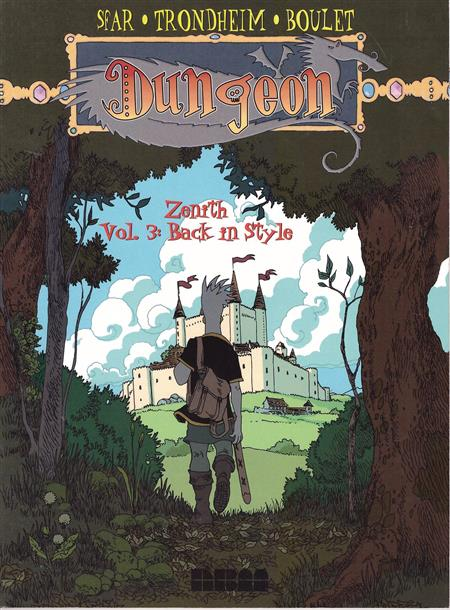 DUNGEON ZENITH TP VOL 03 BACK IN STYLE NEW PTG