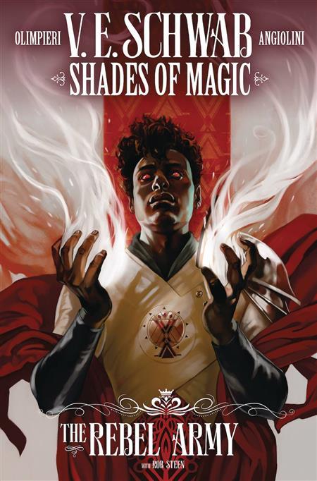 SHADES OF MAGIC REBEL ARMY #1 CVR A IANNICIELLO