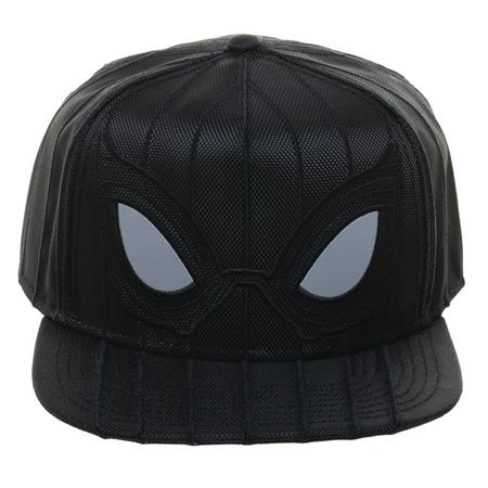 SPIDER-MAN FAR FROM HOME STEALTH SUIT SNAPBACK CAP (C: 0-0-2