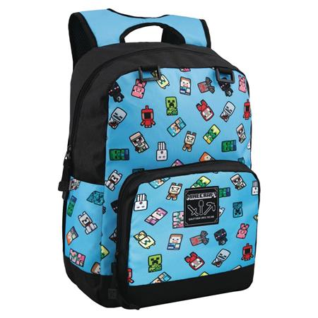MINECRAFT BOBBLE MOBS BACKPACK (C: 1-1-2)