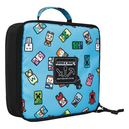 MINECRAFT BOBBLE MOBS LUNCH BOX (C: 1-1-2)