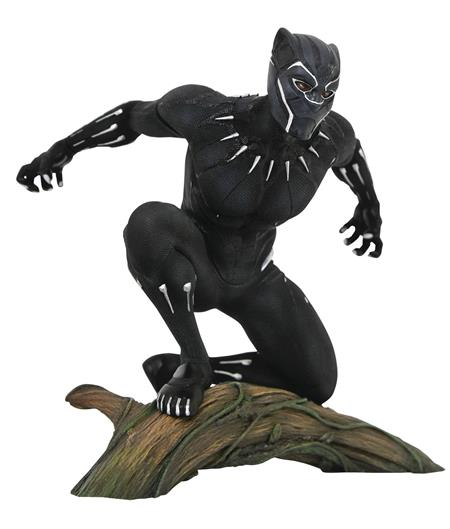 MARVEL BLACK PANTHER MOVIE COLLECTORS STATUE (C: 1-1-2)