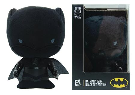 DC COMICS CHIBI DZNR BLACKOUT BATMAN 7IN PLUSH (C: 1-1-2)