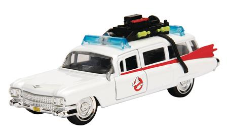 METALS GHOSTBUSTERS 1/32 SCALE ECTO-1 DIE-CAST VEHICLE (C: 1