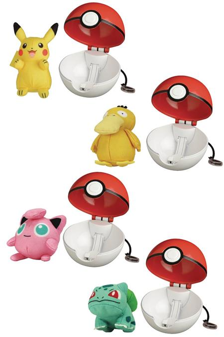 POKEMON POP-ACTION POKEBALL ASST WAVE 3 (Net) (C: 1-1-2)