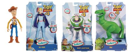 TOY STORY 4 TRUE TALKERS AF WV1 ASST (Net) (C: 1-1-2)
