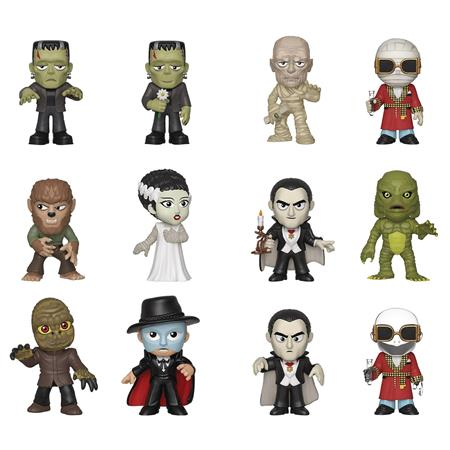 MYSTERY MINIS UNIVERSAL MONSTERS S2 12PC BMB DISP (C: 1-1-1)