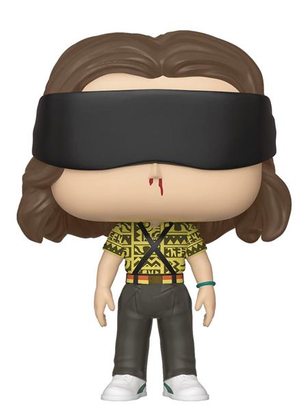 POP TV STRANGER THINGS BATTLE ELEVEN VINYL FIG (C: 1-1-2)