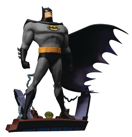 BATMAN ANIMATED SER BATMAN ARTFX+ STATUE OPENING VER (Net) (