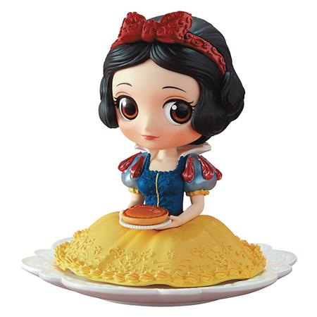 DISNEY Q-POSKET SNOW WHITE SUGIRLY FIG (C: 1-1-2)