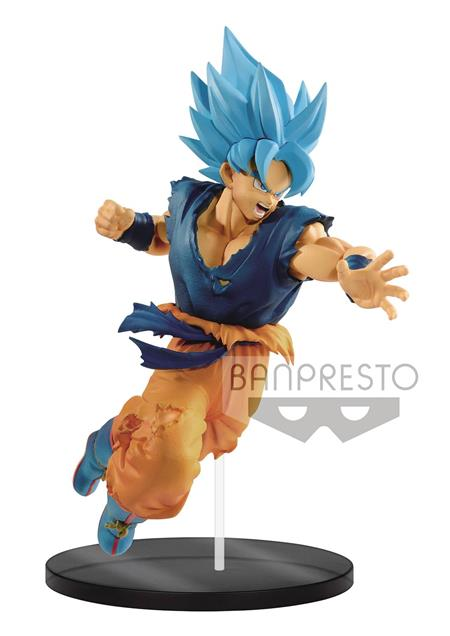 DRAGONBALL SUPER MOVIE ULT SOLDIERS SS GOD GOKU FIG (C: 1-1-