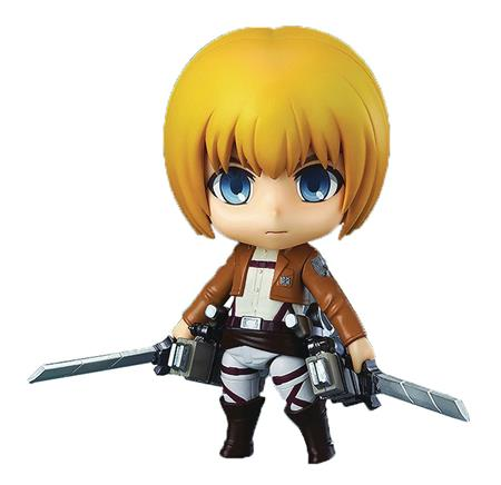 ATTACK ON TITAN ARMIN ARLERT NENDOROID (C: 0-1-2)