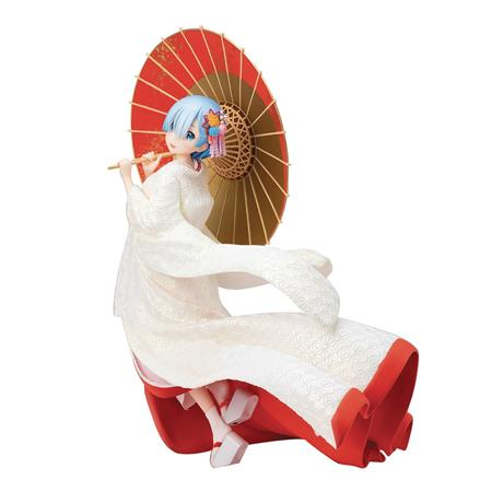 RE ZERO STARTING LIFE REM 1/7 PVC FIG SHIROMUKU VER (C: 1-1-