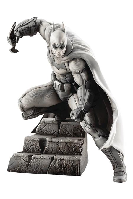 BATMAN ARKHAM SERIES 10TH ANN LTD ED ARTFX+ STATUE (Net) (C: