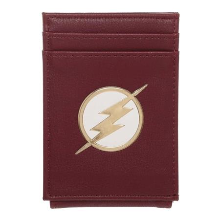DC FLASH MAGNETIC ID CLIP CARD HOLDER