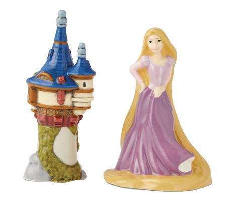 DISNEY RAPUNZEL AND TOWER S&P (C: 1-1-2)