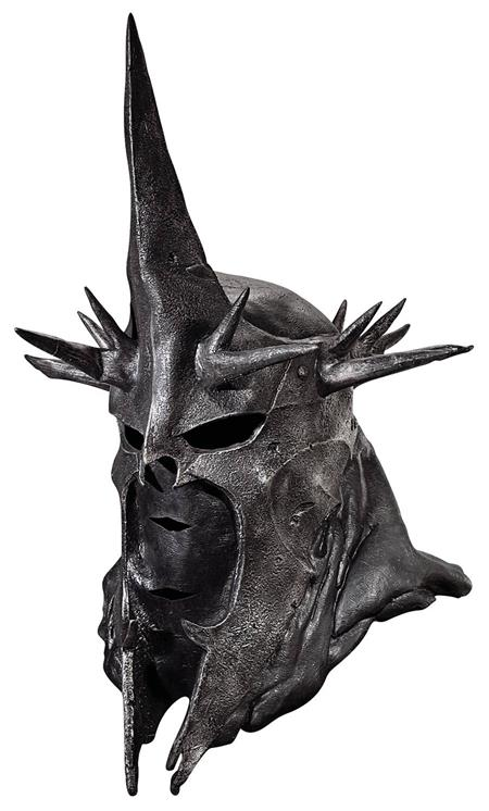 LORD OF THE RINGS WITCH KING LATEX MASK (C: 1-1-2)