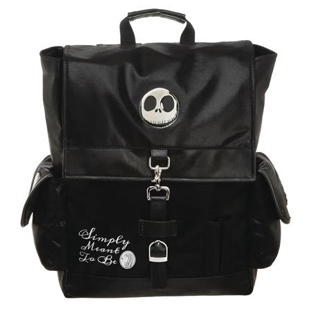 NIGHTMARE BEFORE CHRISTMAS SQUARE BACKPACK (C: 1-1-2)