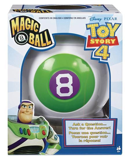 MAGIC 8-BALL TOY STORY 4 (Net) (C: 1-1-2)