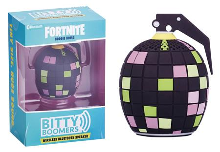 FORTNITE BITTY BOOMER BOOGIE BOMB MINI SPEAKER (C: 1-1-2)