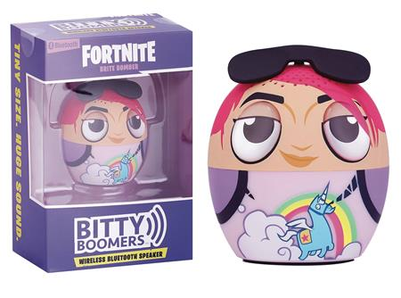 FORTNITE BITTY BOOMER BRITE BOMBER MINI SPEAKER (C: 1-1-2)