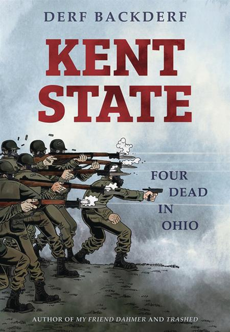 KENT STATE FOUR DEAD IN OHIO GN (C: 0-1-0)