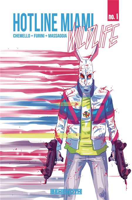 HOTLINE MIAMI WILDLIFE #1 (OF 8) CVR A MASSAGGIA (MR)