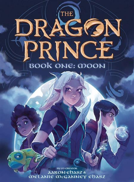 DRAGON PRINCE GN #1 THROUGH MOON (C: 0-1-0)