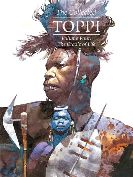 COLLECTED TOPPI HC VOL 04 (C: 0-1-0)